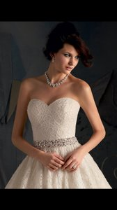 Mori Lee Mori Lee Bridal Gown Belt