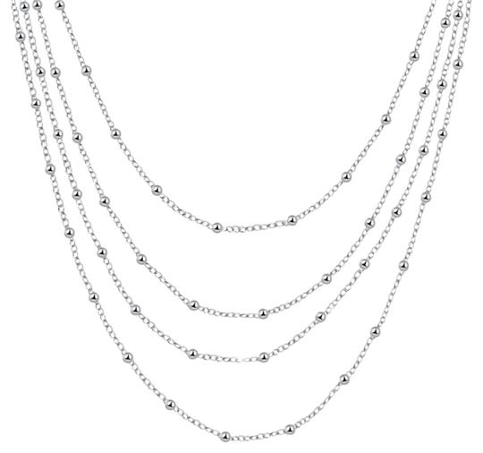 Preload https://img-static.tradesy.com/item/15941176/freestyle-silver-plated-fashion-popular-chain-necklace-0-1-540-540.jpg