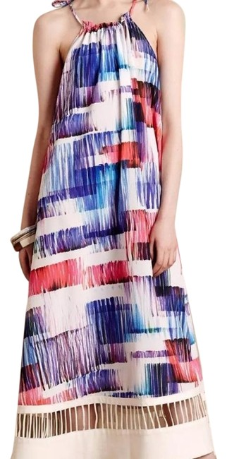 Preload https://img-static.tradesy.com/item/15941431/anthropologie-white-blue-pink-purple-sonora-mid-length-casual-maxi-dress-size-petite-8-m-0-1-650-650.jpg