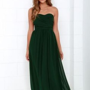 LuLu Green Dress