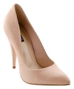 Shoemint Veronique Spring Pale Pink Pumps