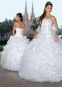 DaVinci Bridal Davinci Wedding Dress