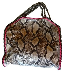 Stella McCartney Metal Chain New Shoulder Bag