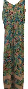Blue, purple, green, navy Maxi Dress by Lilly Pulitzer