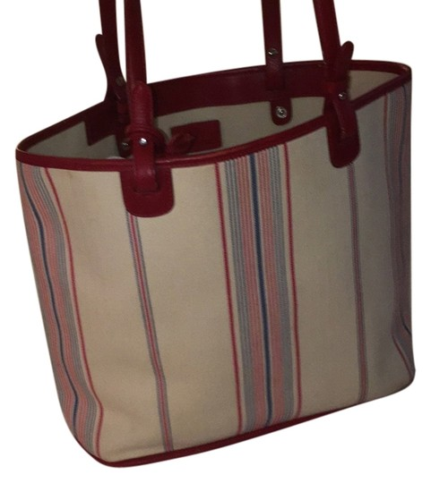 Preload https://item1.tradesy.com/images/ralph-lauren-by-white-red-and-blue-tote-1594225-0-1.jpg?width=440&height=440