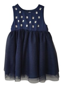 Deux Par Deux Tulle Dress