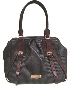 Burberry Satchel in Brown Gold