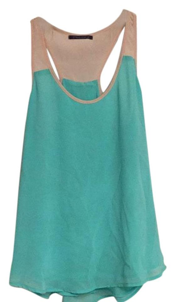 be042e4fb0faf4 Velvet by Graham   Spencer Multicolor Tank Top Cami Size 4 (S) - Tradesy