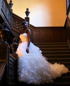 Justin Alexander Justin Alexander 8709 Wedding Dress