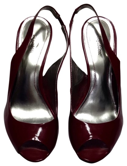 Style & Co Cherry Red Pumps