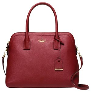 Kate Spade Designer Handbags Shoulder Bags Satchel in Red