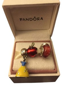 PANDORA Snow White Pandora Disney Charm Set