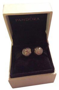 PANDORA Pandora Disney Mickey Minnie Pave clips