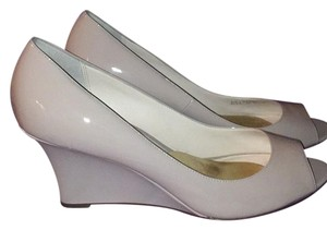 Cole Haan Maple sugar patent Wedges