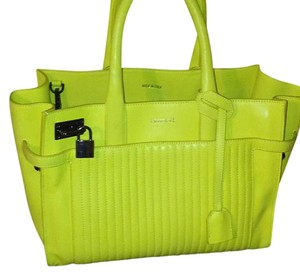 Zadig & Voltaire Satchel in Yellow