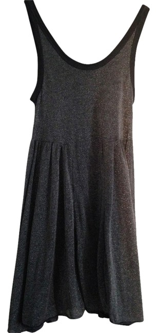 Preload https://img-static.tradesy.com/item/1594565/free-people-stone-silver-sparkle-flowy-above-knee-short-casual-dress-size-0-xs-0-0-650-650.jpg