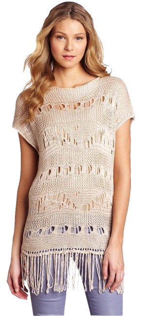 Preload https://img-static.tradesy.com/item/15946129/anthropologie-beige-willow-and-clay-crochet-tunic-size-8-m-0-1-650-650.jpg