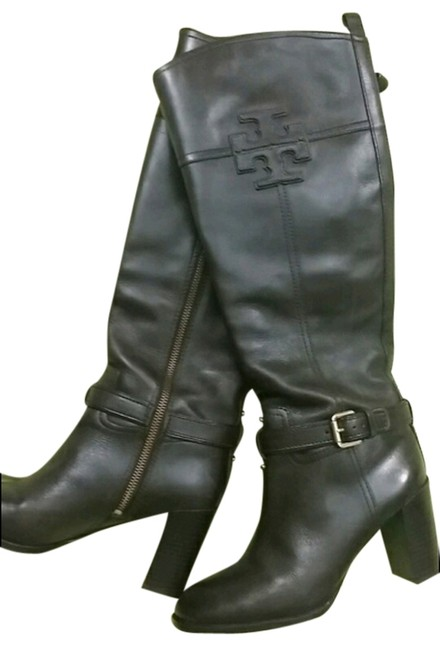 Item - Brown Boots/Booties Size US 8.5