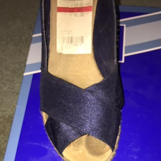 Other Navy Wedges