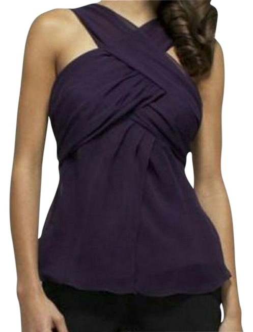 Item - Silk Nikki For The Runway Collection Purple Top