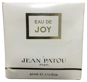 Jean Patou New Jean Patou Eau De Joy 1 1/2 oz Bottle Imported from France Perfume B073834~ships same day