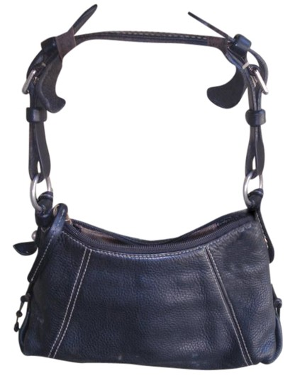 Preload https://img-static.tradesy.com/item/15947014/dooney-and-bourke-small-black-leather-hobo-bag-0-1-540-540.jpg