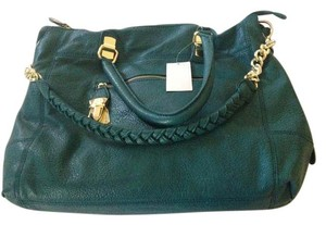 Steve Madden Satchel in Teal