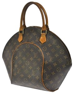 Louis Vuitton Satchel in Brown Tan