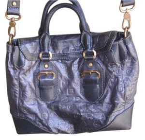 Marc Jacobs Satchel in Gray Graphite