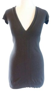 Calvin Klein short dress Chocolate Brown on Tradesy