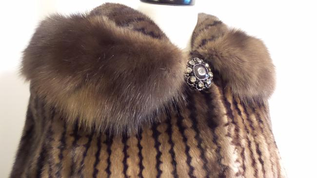 Millers Furs Mink Sable Fur Coat Image 5