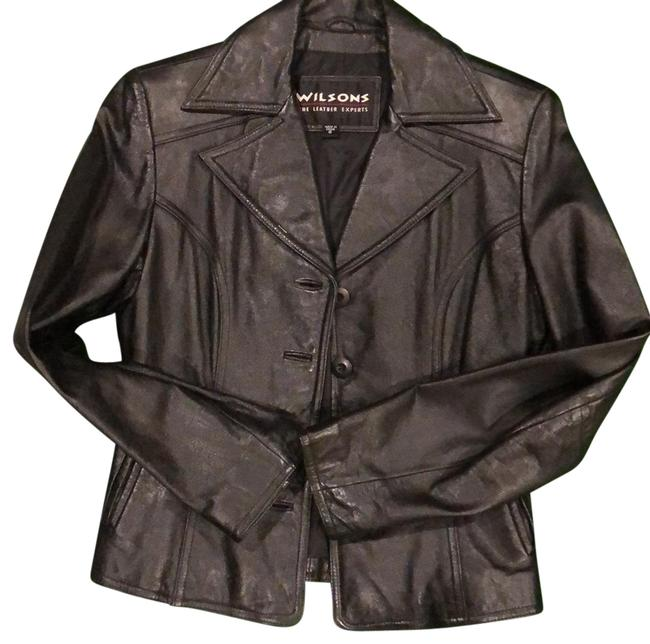 Preload https://img-static.tradesy.com/item/1594958/wilsons-leather-black-jacket-size-4-s-0-2-650-650.jpg