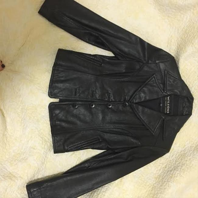 Wilsons Leather Leather Jacket Image 2