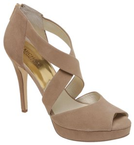 MICHAEL Michael Kors Tan Pumps