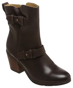 Bussola Ebony Brown Boots