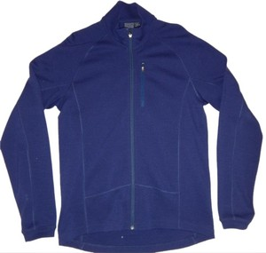 Ibex Full-zip Merino Wool Jacket