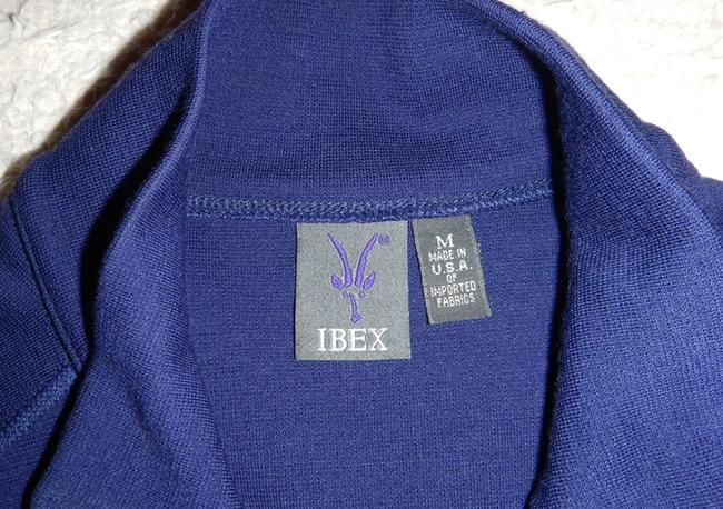 Ibex Full-zip Merino Wool Mid-weight Men's Size M Pet+smoke Free Jacket