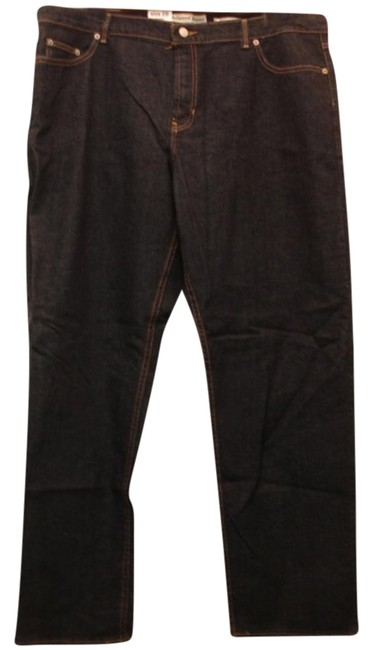 Old Navy Relaxed Fit Jeans-Dark Rinse