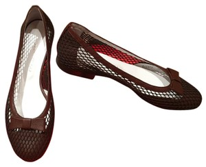 Bruno Magli Brown Flats