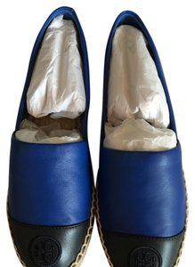 Tory Burch Jelly Blue Navy. Flats
