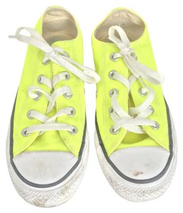 Converse Neon yellow Athletic