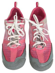 Sperry Pink and grey Athletic