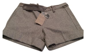 Anthropologie Dress Shorts Grey