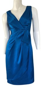 Nanette Lepore Blue Dress