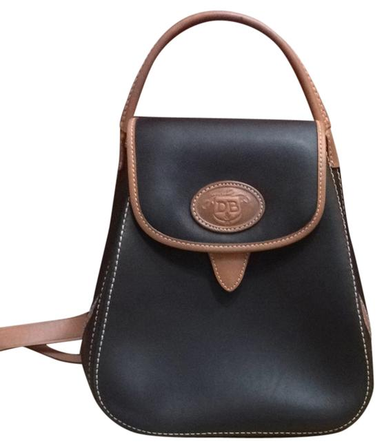 Item - 0278 Brown Leather Backpack