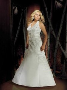 Allure Bridals W209 Wedding Dress
