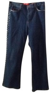 NYDJ Studs Casual Relaxed Fit Jeans