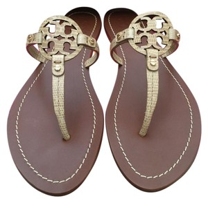 Tory Burch TRENCH TAN Sandals
