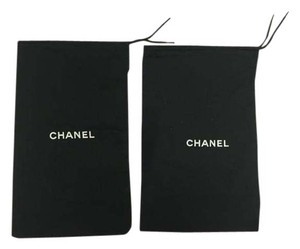 Chanel Pair of Chanel Shoe Dust Bag (4 PAIRS AVAILABLE)