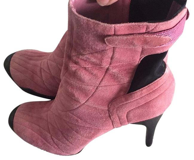 Item - Soft Pink Air By G Boots/Booties Size US 7 Regular (M, B)